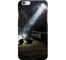 Shedding Light on the Past iPhone Case/Skin