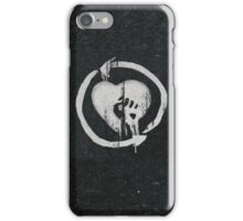 The Black Market Promotion Logo iPhone Case/Skin