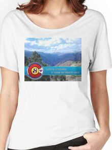 String Cheese Incident Beautiful Colorado Love  Women's Relaxed Fit T-Shirt