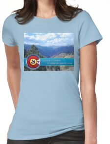 String Cheese Incident Beautiful Colorado Love  Womens Fitted T-Shirt