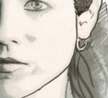 Lost Girl - Bo/Succubus Sticker