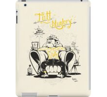 Tatt Monkey iPad Case/Skin
