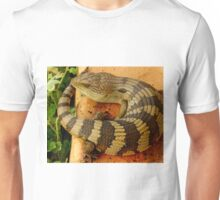 Australian Blue Tongue Lizard Unisex T-Shirt
