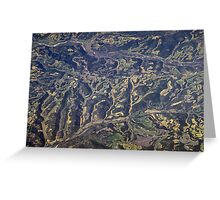 River Deep, Mountain High Greeting Card