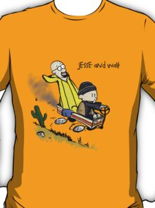 Jesse and Walt T-Shirt