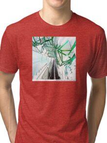 Iidabashi Tri-blend T-Shirt