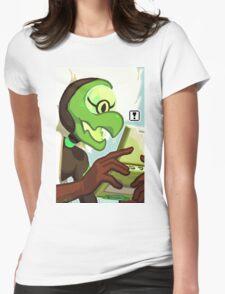 Pokegems - Centipeetle Womens Fitted T-Shirt