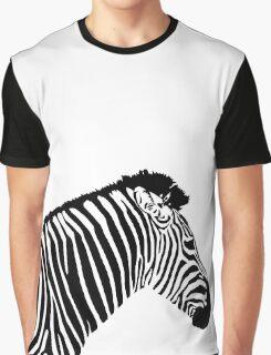 zebra stripes Graphic T-Shirt