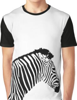 zebra stripes Graphic T-Shirt