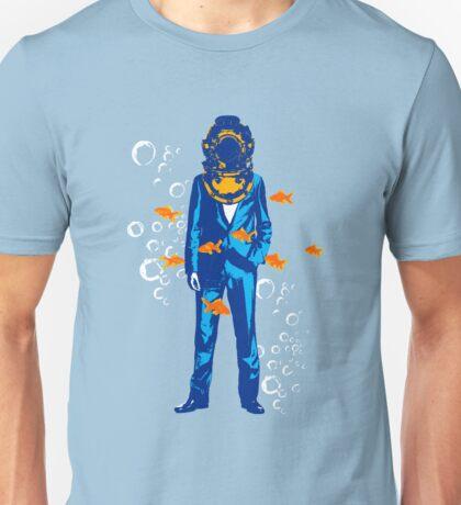 Deep sea diving suit Unisex T-Shirt