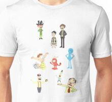 Rick and Morty Random Characters Unisex T-Shirt