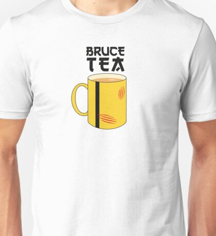 Bruce Tea Unisex T-Shirt