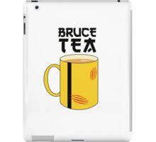 Bruce Tea iPad Case/Skin