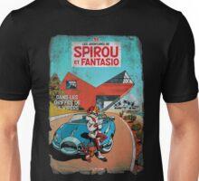 Vintage Comic Style : Dans Les Griffes De Ls Vipere Unisex T-Shirt