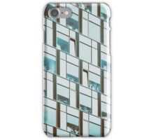 Business Building Windows Abstract Detail iPhone Case/Skin