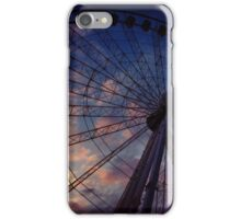 The wheel of Manchester  iPhone Case/Skin