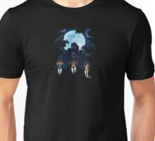 Midnight Blues X 3 Wise Monkeys Unisex T-Shirt