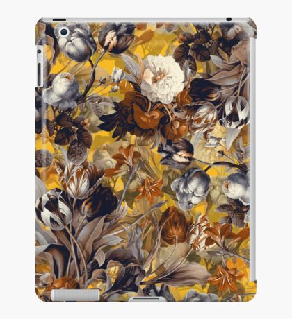 Summer Botanical VII iPad Case/Skin