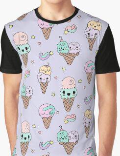 CUTE ICE ICE CREAM Graphic T-Shirt