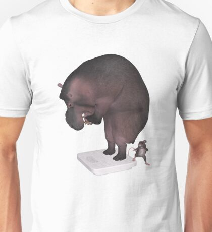 Increase In Weight Unisex T-Shirt
