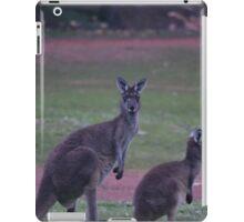 Australian Kangaroo Nyamup iPad Case/Skin