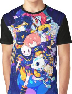 Undertale - Outertale! Graphic T-Shirt