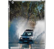 Splash at Innaminka iPad Case/Skin