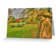 Garden of Motherly Love Greeting Card