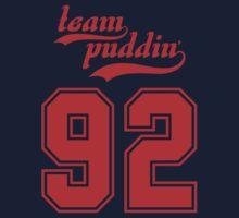 Team Puddin'! (RED) Kids Tee
