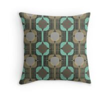 MCM Chainmail Throw Pillow