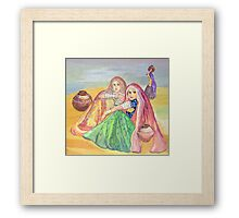 Women I Framed Print