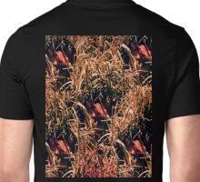 Hiding in tall grass Unisex T-Shirt