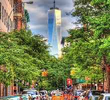 Freedom Tower  by Richard Kuperberg Sr