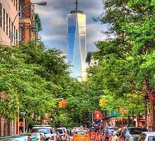 Freedom Tower  by Richard Kuperberg Sr