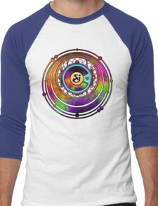 String Cheese Incident Colorado Love Sacred Funkadelic Men's Baseball ¾ T-Shirt