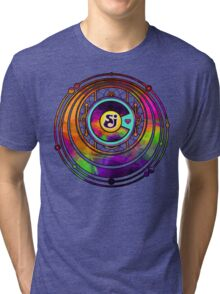 String Cheese Incident Colorado Love Sacred Funkadelic Tri-blend T-Shirt