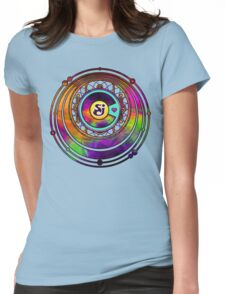 String Cheese Incident Colorado Love Sacred Funkadelic Womens Fitted T-Shirt