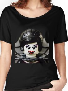 Lego Spider Lady minifigure Women's Relaxed Fit T-Shirt