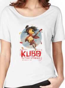 Kubo Movie Stop Motion Women's Relaxed Fit T-Shirt
