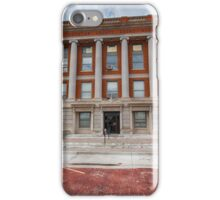 Decatur County, Kansas, Courthouse iPhone Case/Skin