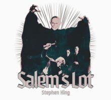 Salem's Lot Stephen King One Piece - Short Sleeve