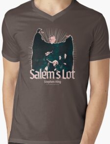 Salem's Lot Stephen King Mens V-Neck T-Shirt