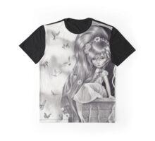 RAPUNZEL by Raul Guerra Graphic T-Shirt