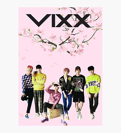 VIXX - Cherry Blossoms Photographic Print