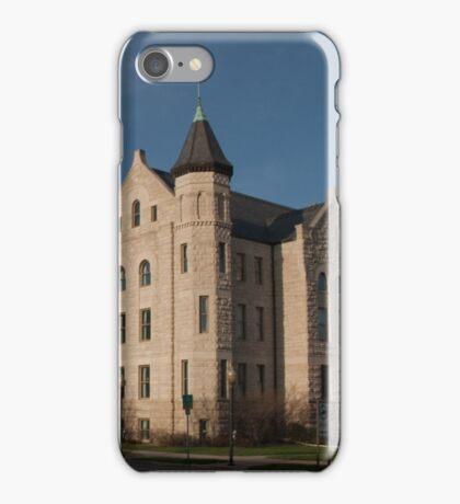 Douglas County, Kansas, Courthouse iPhone Case/Skin