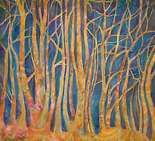 Dancing Trees by phylmoser