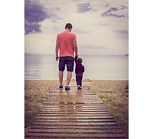 father love  Photographic Print