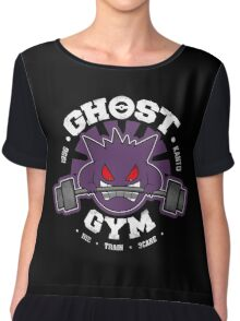 Ghost Gym Women's Chiffon Top