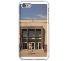 Ellsworth County, Kansas, Courthouse iPhone Case/Skin