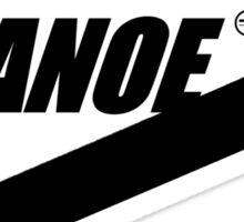 Canoe! Sticker